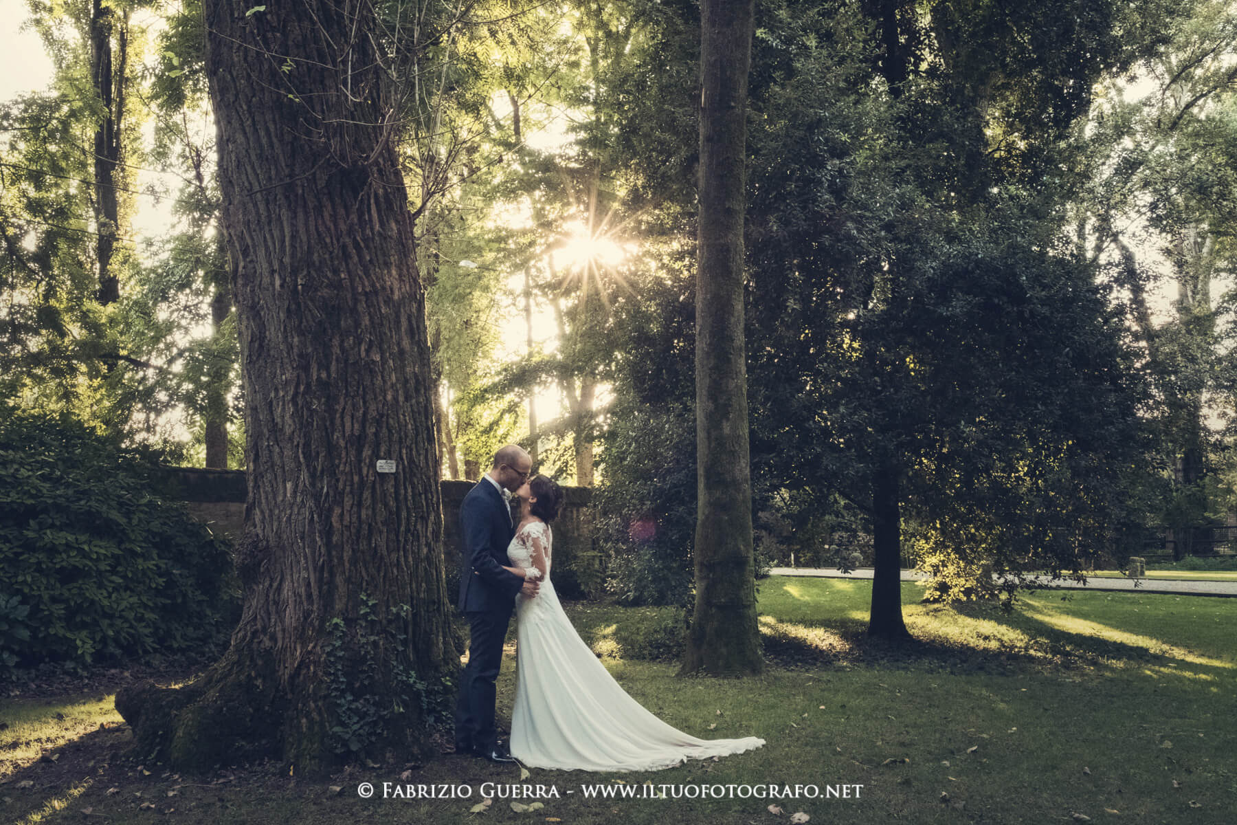 Real Wedding at Villa Petrobelli