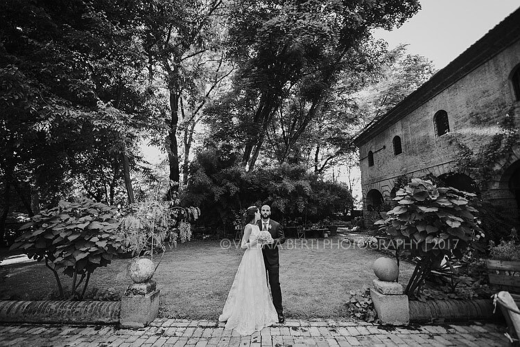 Giulia and Giacomo  – Real Wedding